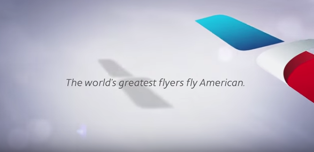 Small word – American airlines