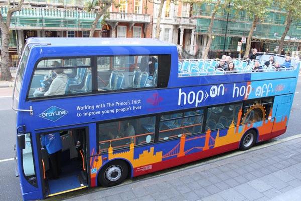Đà Nẵng sắp có xe buýt du lịch mui trần