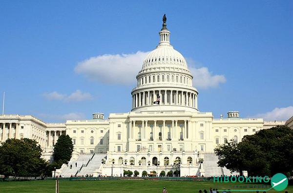 Vé máy bay đi Washington D.C, Mỹ