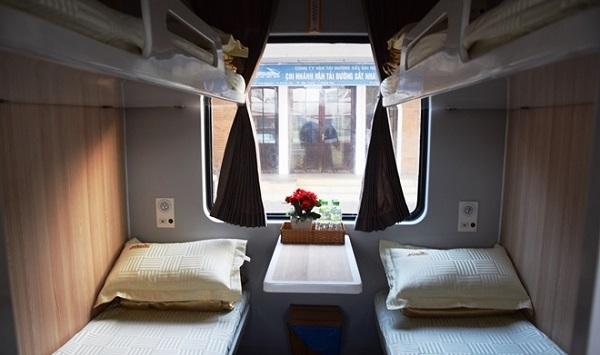 Tàu hỏa 5 sao chuyến thành phố Hồ Chí Minh đi Đà Lạt sang trọng thế nào
