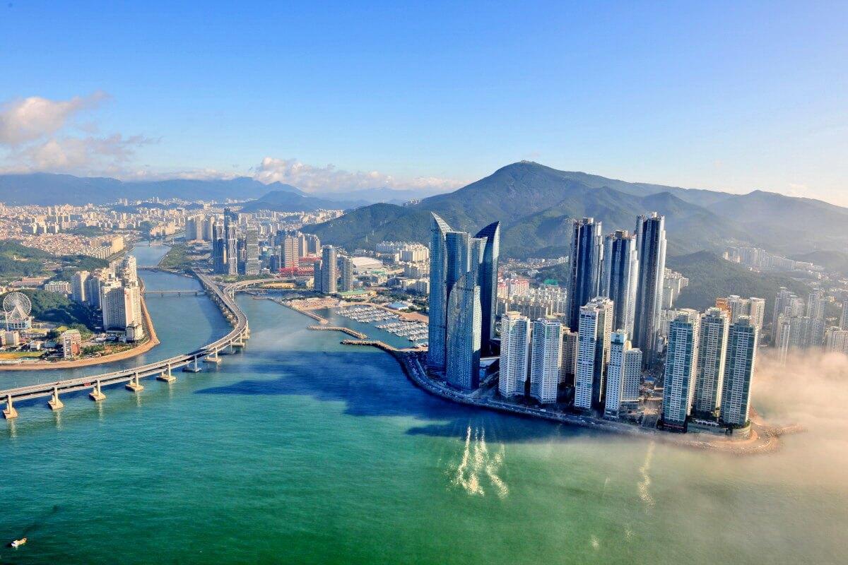 Thành phố Busan – Nơi hơi thở điện ảnh hòa cùng nhịp sống hải cảng