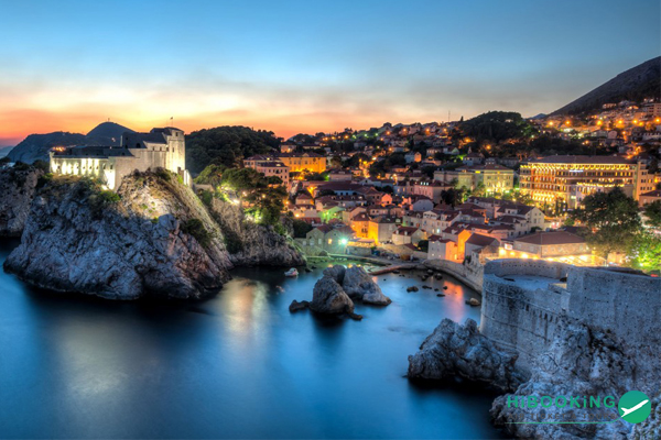 Say đắm với vẻ đẹp của nàng Croatia