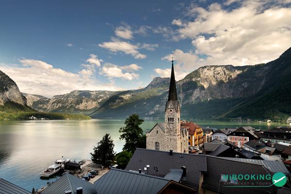 Du ngoạn Châu Âu ghé thăm 3 thị trấn đẹp tựa cổ tích