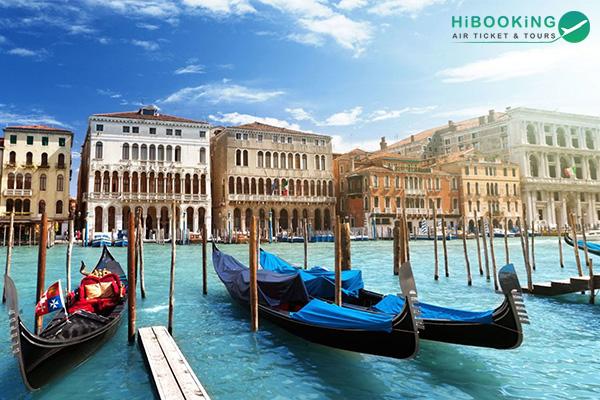 Hòa cùng nhịp đập với Venice lãng mạn