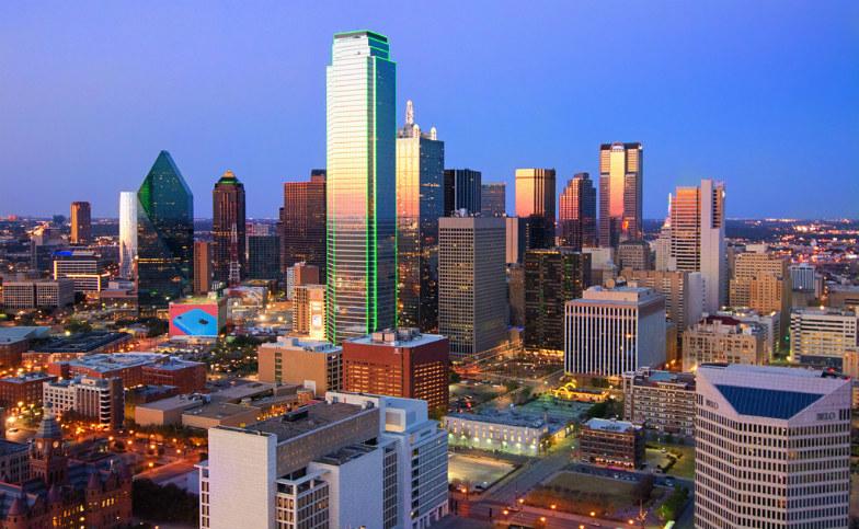 Vé máy bay đi Dallas, Mỹ
