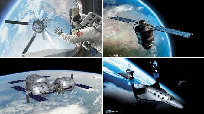 Du lịch vũ trụ – Xu hướng du lịch của tương lai