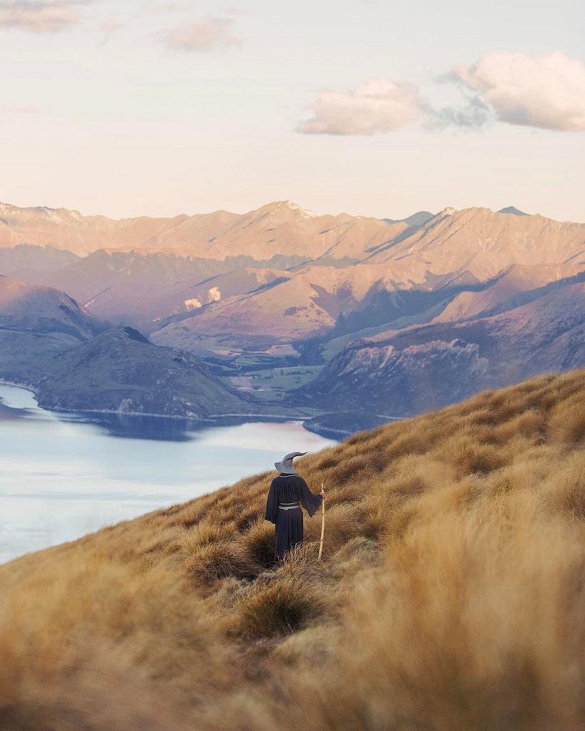 """Chuyến hành trình đơn độc xuyên qua vùng Địa Trung Hải của """"phù thuỷ Gandalf"""" – New Zealand"""