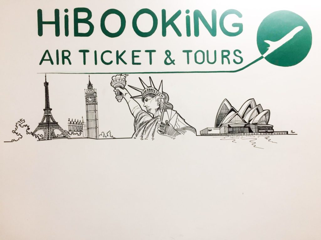 van phong hibooking travel